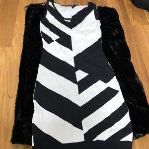 XOXO Bodycon Color-block Dress
